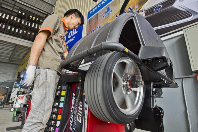 5 lưu ý giúp sử dụng lốp xe hiệu quả nhất - 4